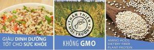 Hạt diêm mạch DK Harvest nhập khẩu, đảm bảo cả về chất lượng lẫn hình thức