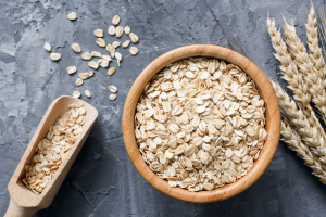 Yến mạch cán mỏng DK Harvest là loại thực phẩm hữu cơ dễ sử dụng, nhưng chất dinh dưỡng thì cực kỳ nhiều