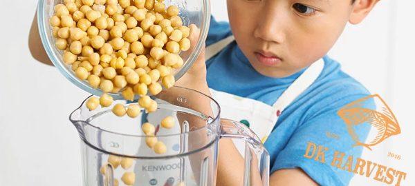 Hướng dẫn cách nấu đậu gà cho bé giữ nguyên giá trị dinh dưỡng