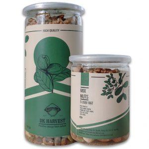 hat mix nuts 5 dk harvest