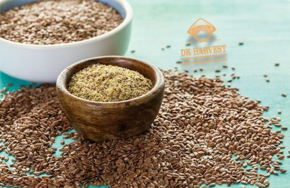 Cách làm bột hạt lanh và món bánh mì hạt lanh thơm ngon