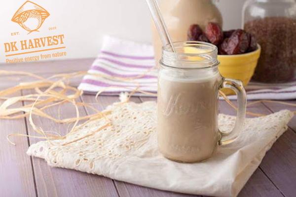Cách làm sữa hạt lanh thơm ngon tại nhà không thể bỏ qua