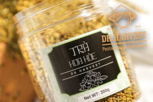 tra hoa hoe dk harvest