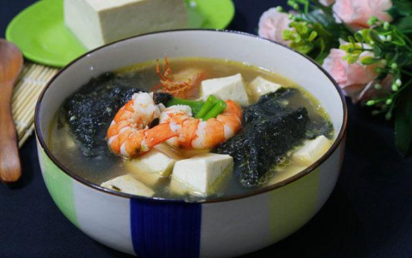 Một số cách nấu canh ranh rong biển ngon nhất