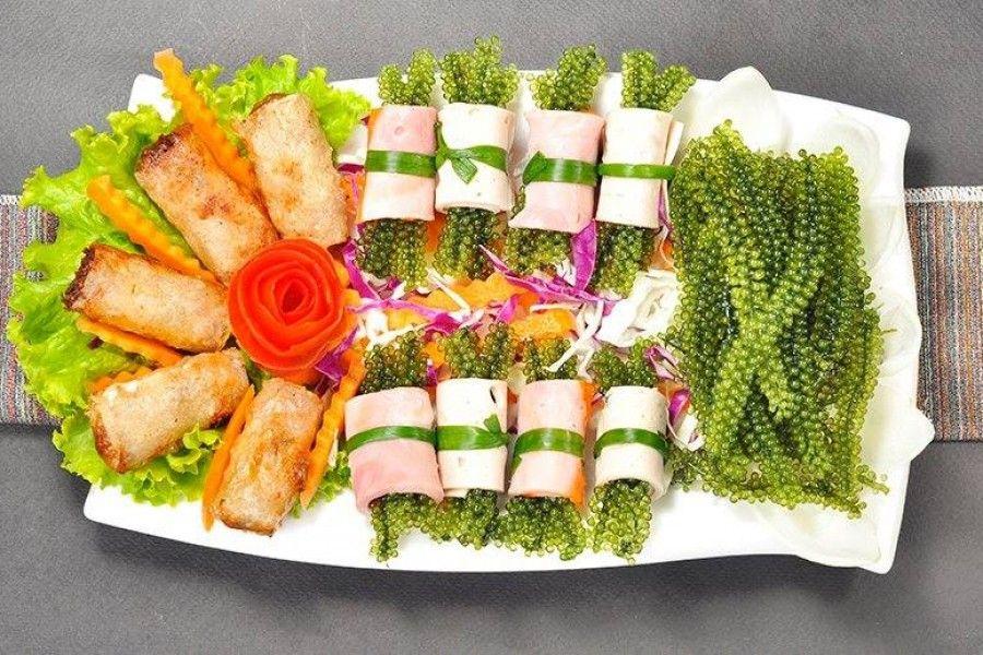 Cách làm rong nho ngon giúp cho bữa ăn thêm đa dạng